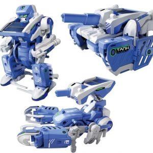 3-in-1 Solar Robot