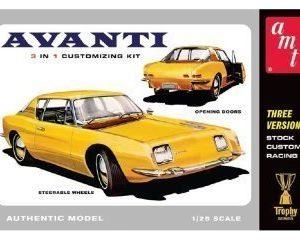 AMT 1963 Studebaker Avanti