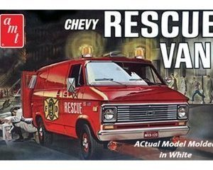 AMT 1975 Chevy Rescue Van