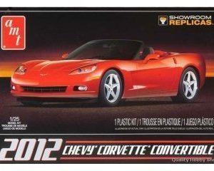 AMT 2012 Chevy Corvette Convertible