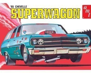 AMT 65' Chevelle Superwagon