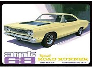 AMT 68' Plymouth Roadrunner
