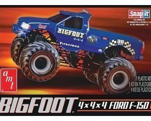 AMT BigFoot 4x4x4 Ford F-150