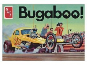 AMT Bugaboo VW Dragster 1/25