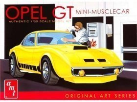 AMT Buick opel GT
