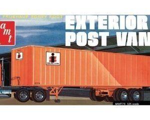 AMT Fruehauf Exterior Post Van