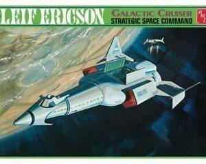 AMT Leif Ericson Galactic Cruiser