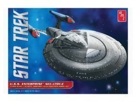 AMT Star Trek Enterprise 1/1400