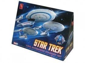 AMT Strar Trek Enterprise 1701/A/B
