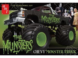 AMT The Munster Chevy
