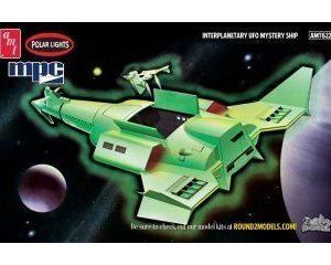 AMT Ufo mystery ship