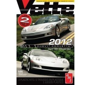 AMT Vette magazine 2in1
