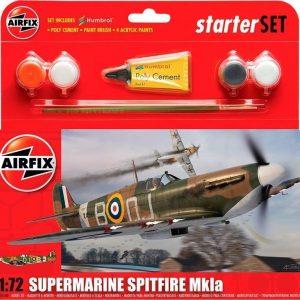 Airfix 1:72 Messerschmitt