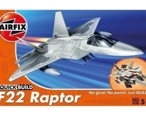 Airfix F22 Raptor quickbuild