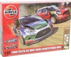Airfix Ford Fiesta WRC Mini Country