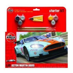 Airfix Starter-autosetti Aston Martin Dbr