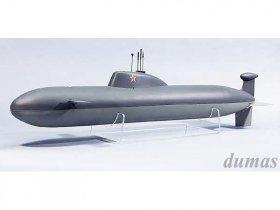 Akula Dumas hyökkäys sukellusvene