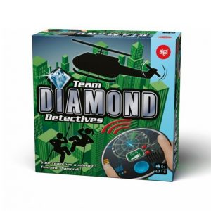 Alga Diamond Detectives