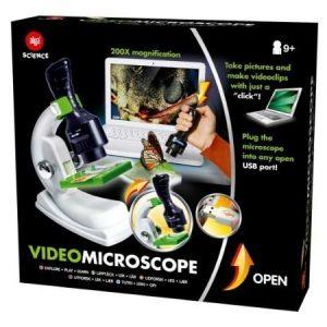 Alga HD Videomikroskooppi
