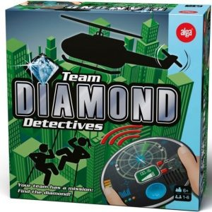Alga Peli Diamond Detectives
