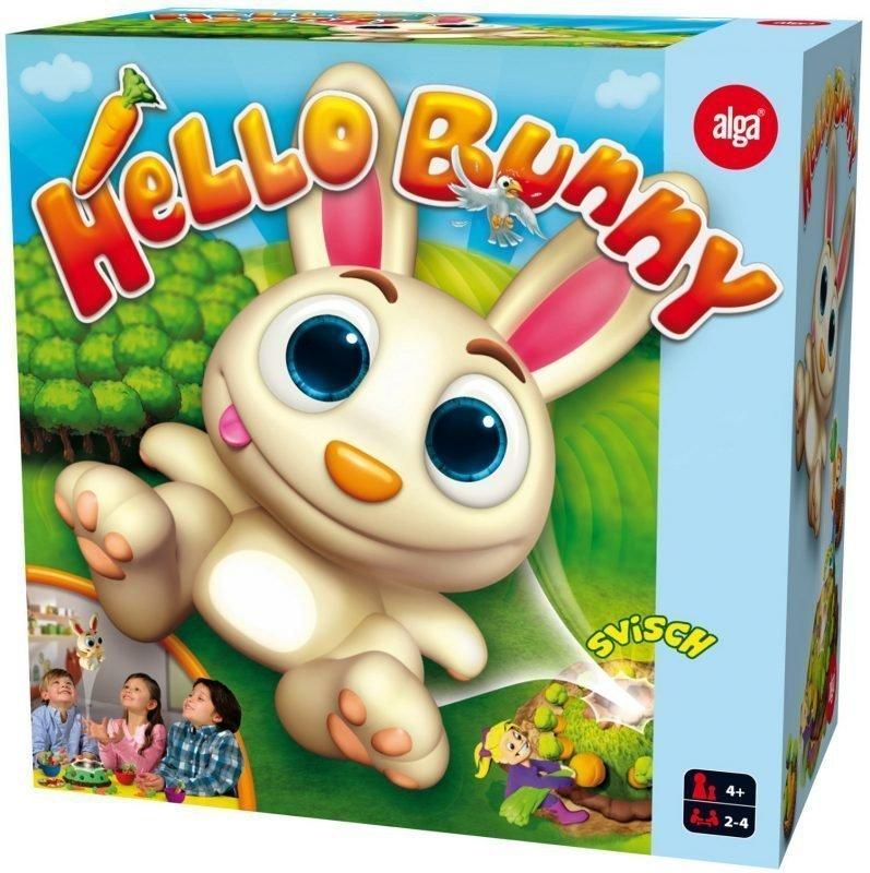 Alga Peli Hello Bunny