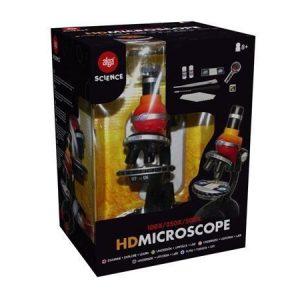 Alga Science HD Mikroskooppi
