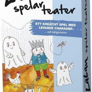 Alga Spöket Laban Spelar Teater