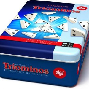 Alga Triominos Travel Tour tin