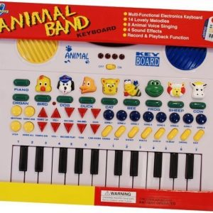 Amazing Keyboard Animal 39 x 27 cm
