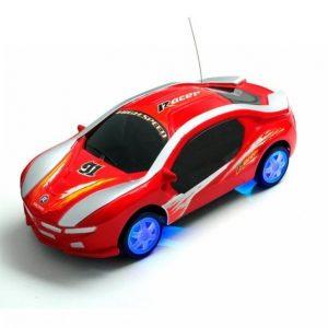 Amo Toys Radio-Ohjattava Kilpa Auto Punainen 17 Cm