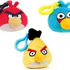 Angry Birds Maskotti klipillä