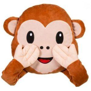 Apinahymiö-tyyny