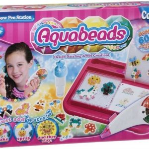 Aquabeads Rainbow Pen Station