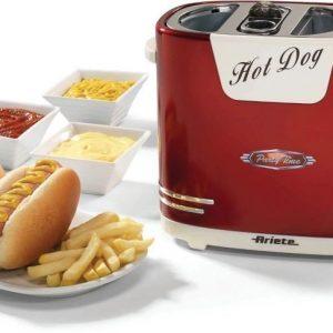 Ariete Hot dog maker model 186 Red