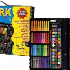 Art Park Piirustustarvikesetti 210 osaa
