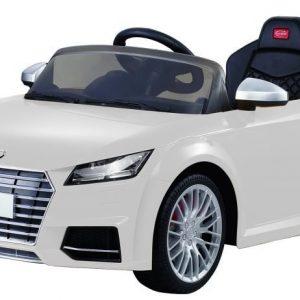 Audi TTS Sähköauto Valkoinen