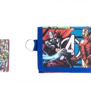 Avengers 13 X 9 Cm Lompakko