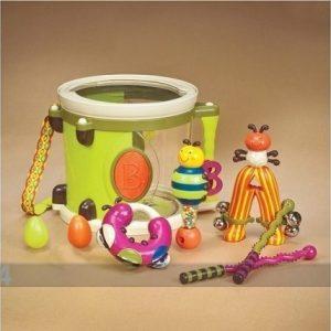 B. Toys Rumpu+Lisätarvikkeet B.Toys