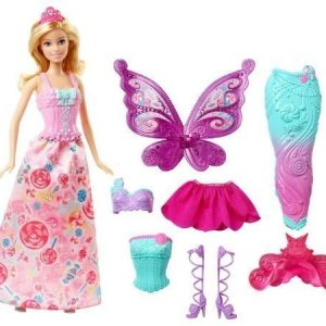BARBIE MIX & MATCH Fairytale dress-up