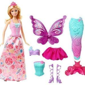 BARBIE MIX & MATCH Fairytale dress-up
