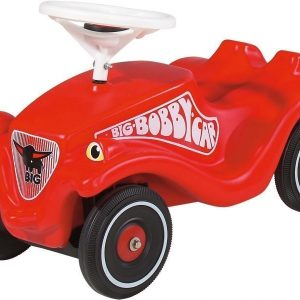 BIG Bobby Car Classic Punainen