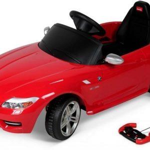 BMW Z4 Sähköauto Punainen