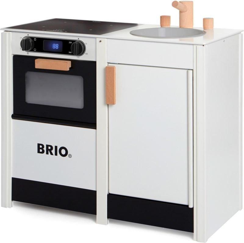 BRIO Minikeittiö äänitehosteilla