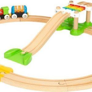 BRIO My First Railway Aloitussetti