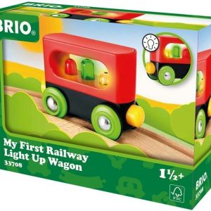 BRIO My First Railway Valovaunu