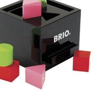 BRIO Palikkalaatikko uudet värit