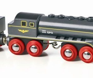 BRIO Puuratatie Speedy bullet train