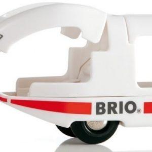 BRIO Puurautatie Henkilöjuna ja kuljettaja