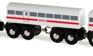 BRIO Puurautatie High Speed Train