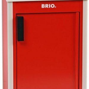 BRIO Tiskipöytä Punainen